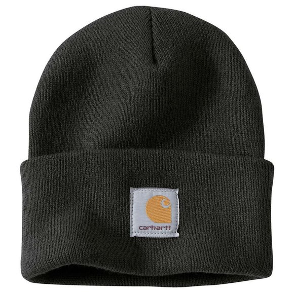 Carhartt Other - Carhartt Black Knit Winter Hat